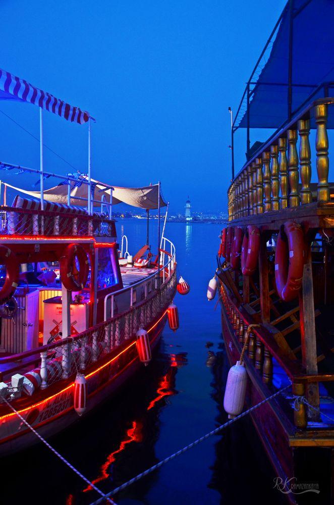 Alanya, Türkiye by Ramazan Kaya