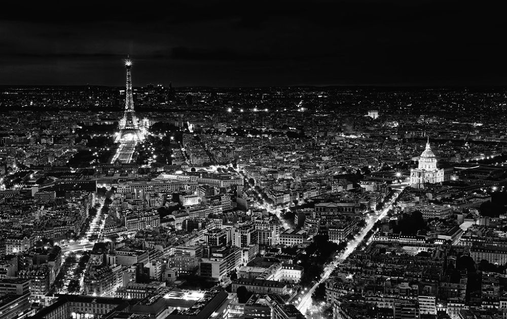 PARIS BY NIGHT by klepherone