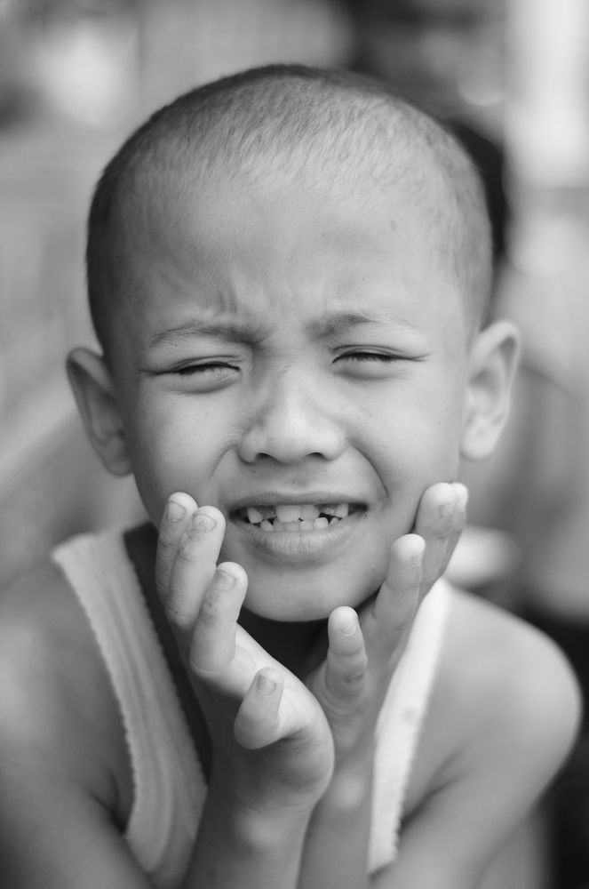 I'm sad by Putra N.D