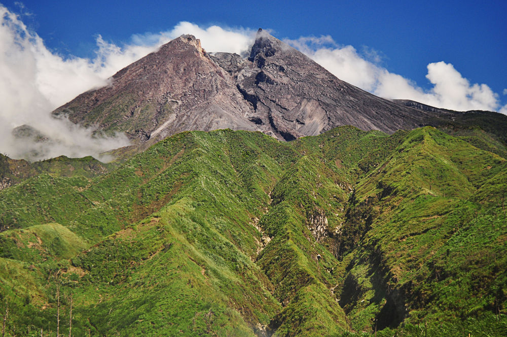 After Eruption Merapi Mountain 2010 by Putra N.D