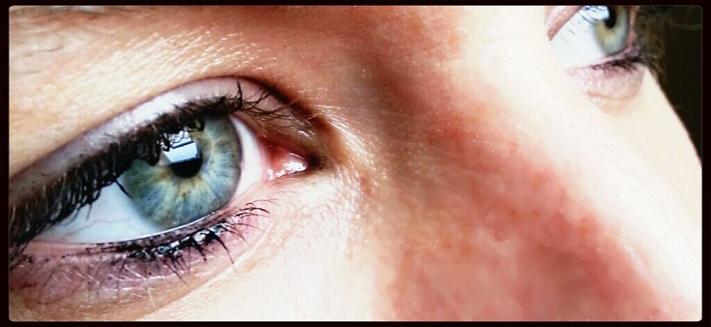 Photo in Macro #ypa2013 #macro #close up #eyes #face #portrait