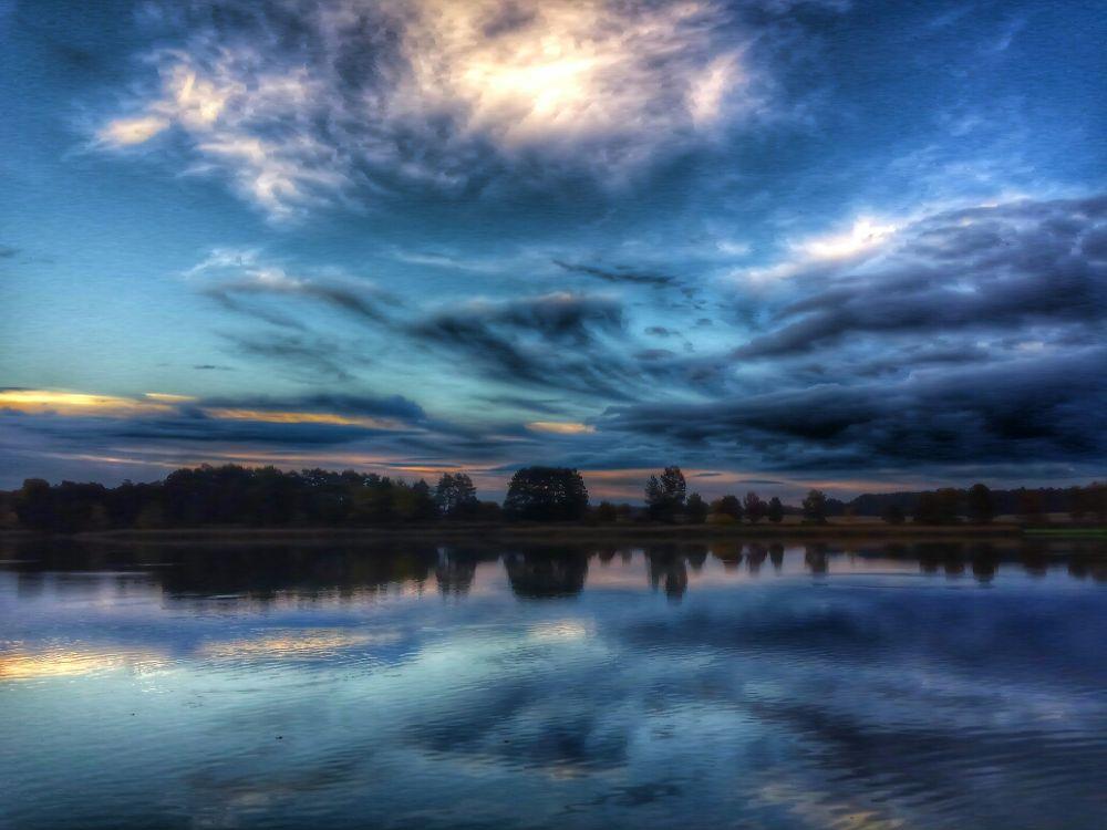 mornig reflections by Peggy Heidan
