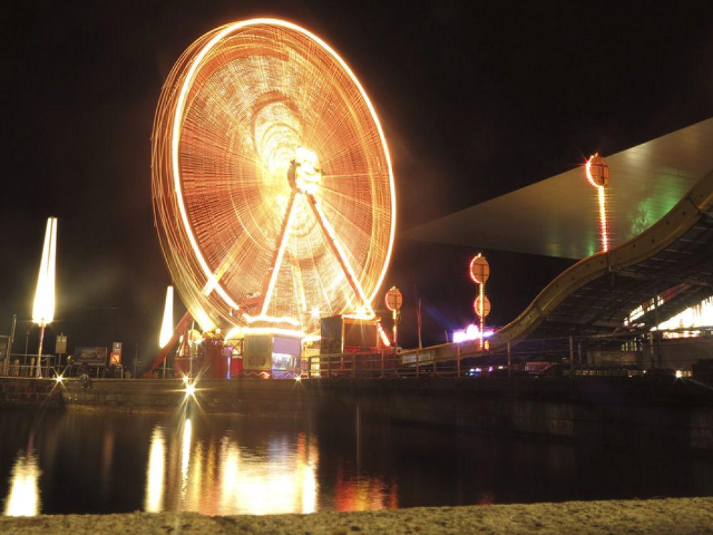 The Fair at Luzern by Paul Brown