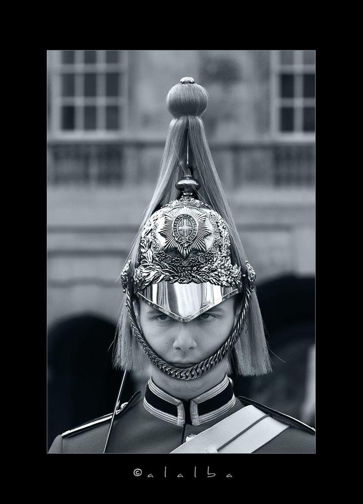 Horse Guards Parade by Alejandro Alcázar