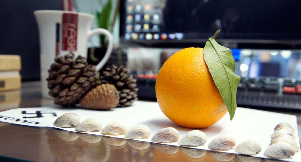 Orange by Neji
