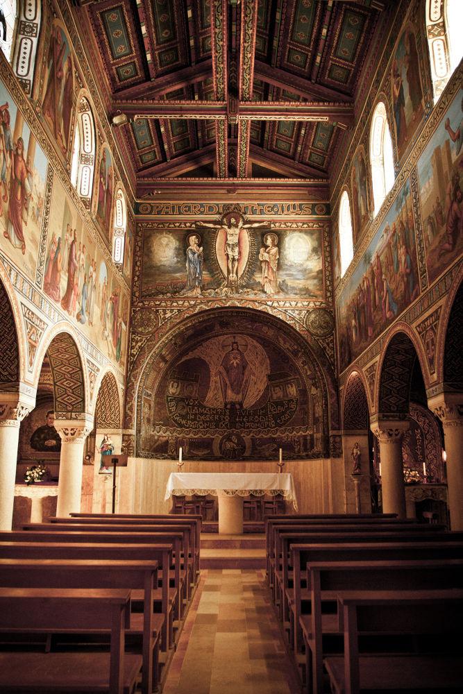 In the church by lironkatz