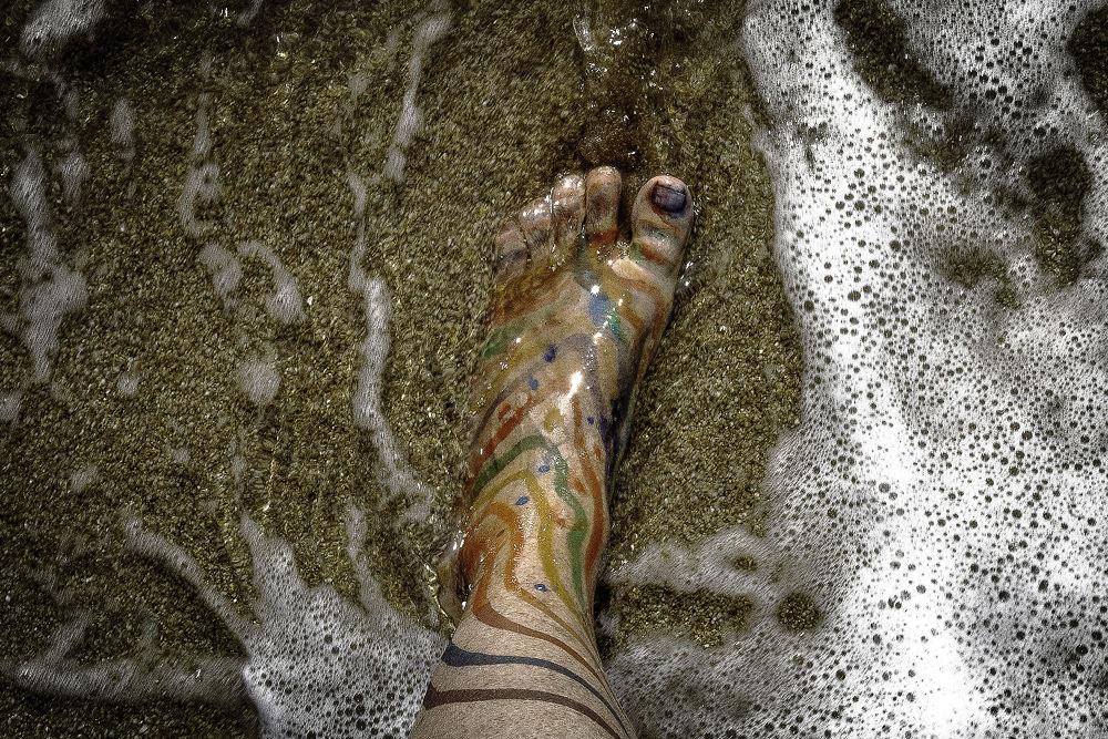 Mandala al mar by josepmora28