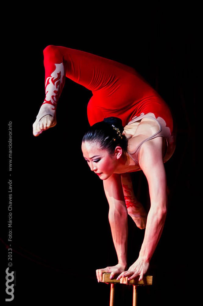 THE CONTORTIONIST II by Marcio Chaves Lavor