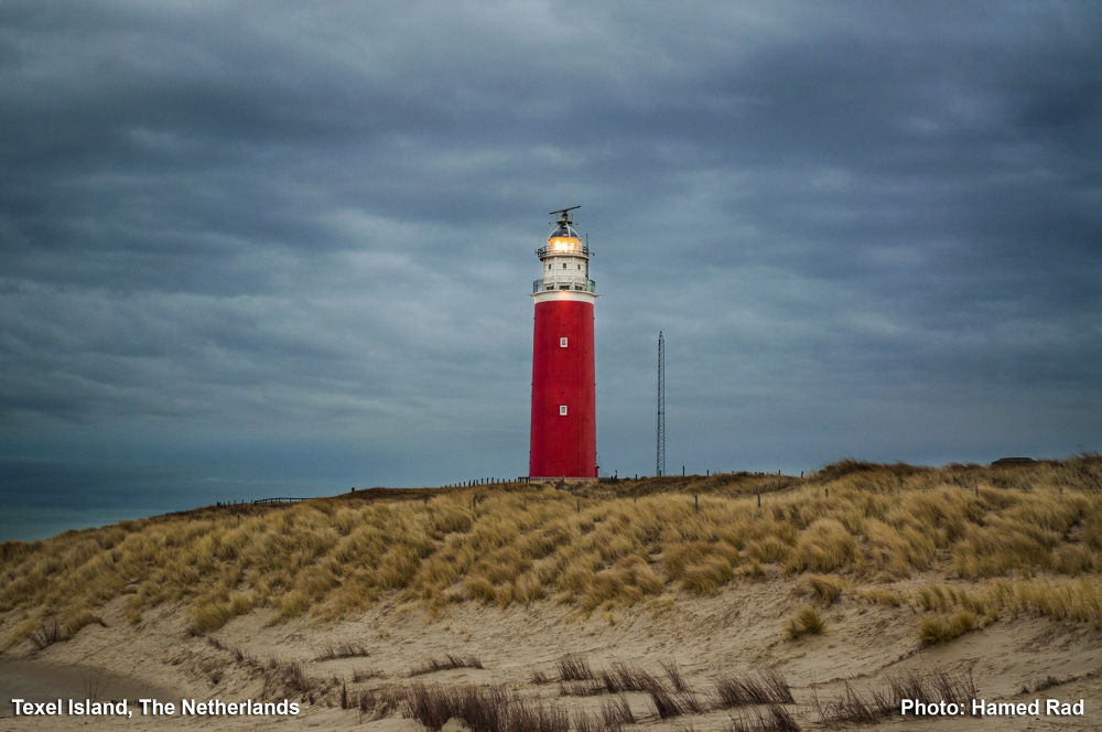 Texel island, The Netherlands by Hamex Rad