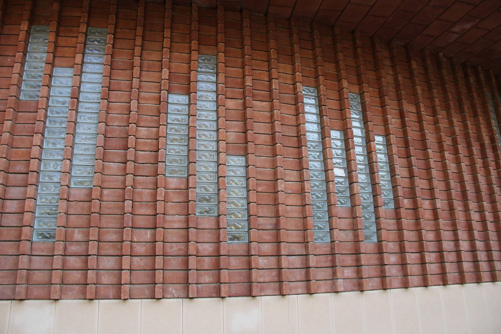 Brick & Glass by Mohamad Sinamehr