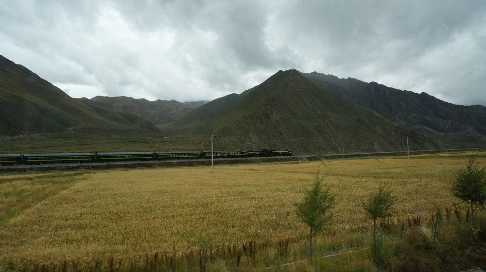 Train of Tibet by garyking168