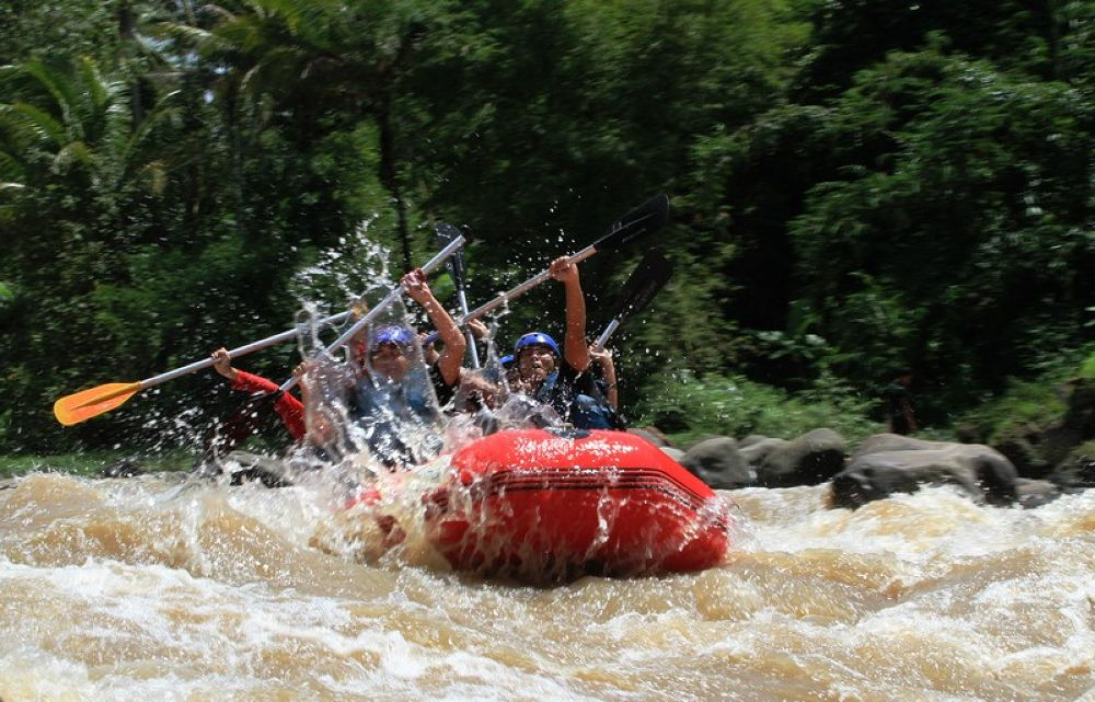 Main Rafting by johan mohtar alwi
