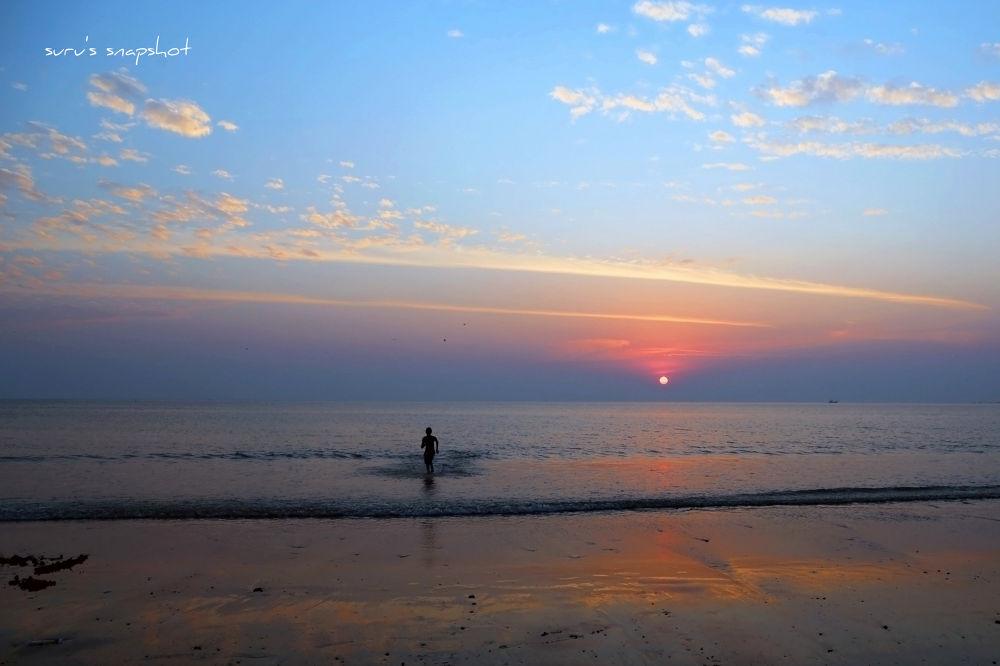 Chasing a dream..!!! by surunair