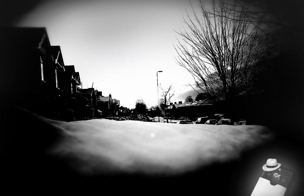 Photograph by: OKLONDON | Location:Epping / England | Camera: Iphone-4 by OKLONDON