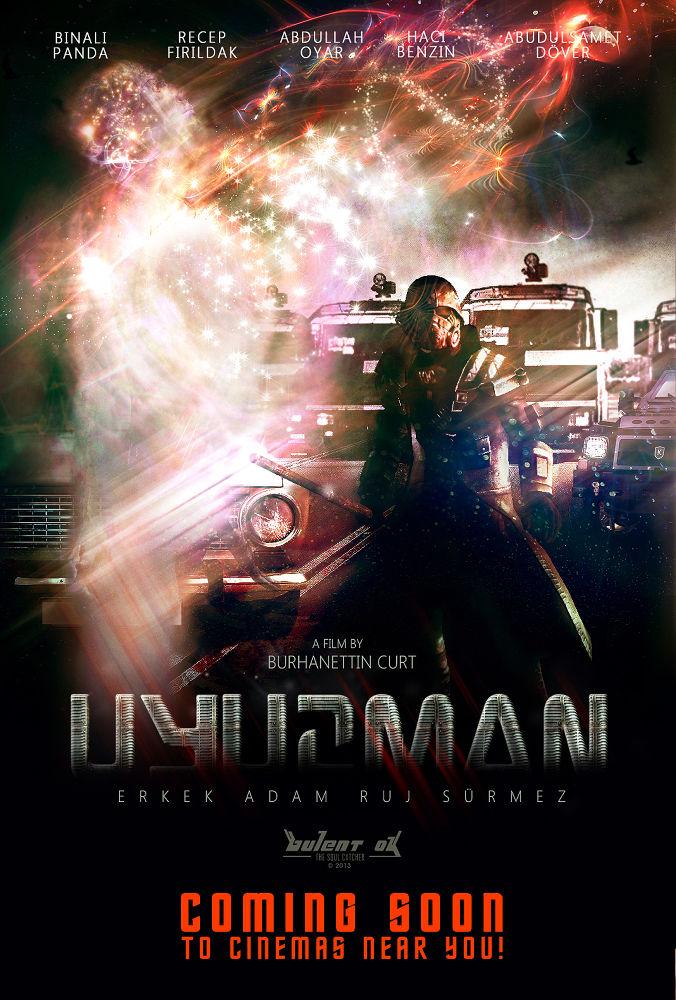UYUZMAN Film Poster Design Concept by OKLONDON