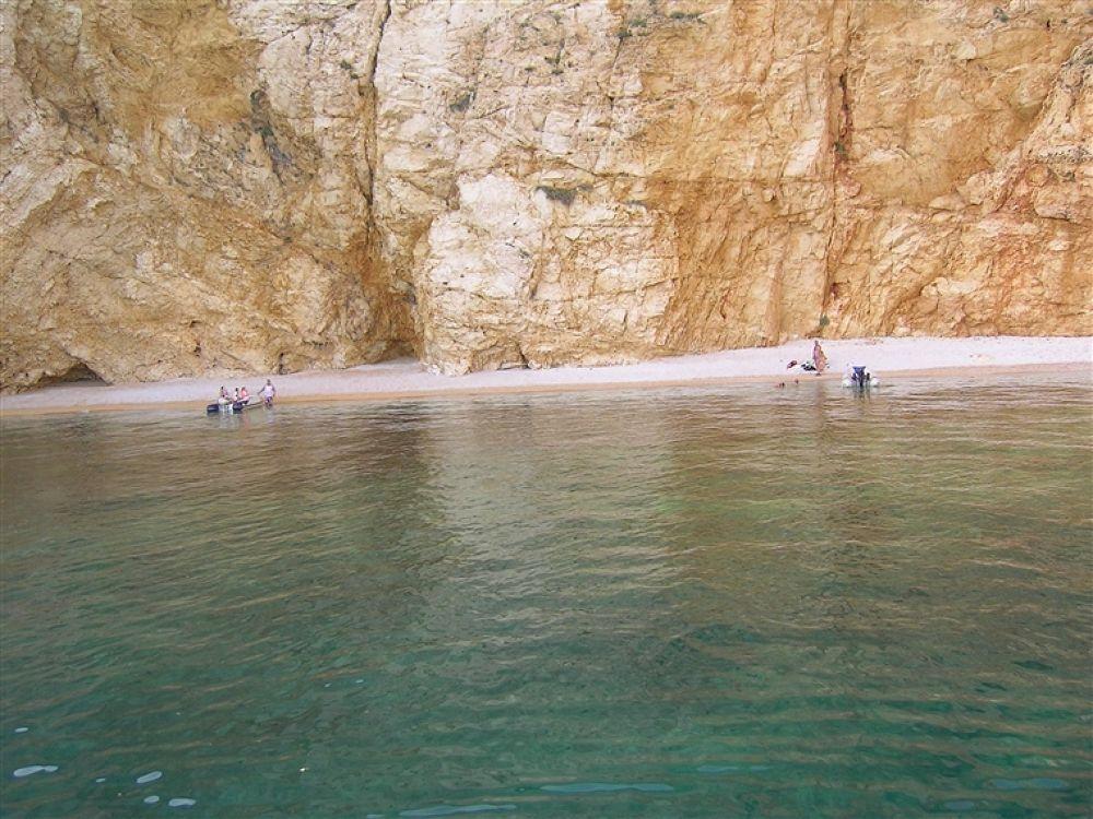 Photo in Random #beach #at #recluse #krk