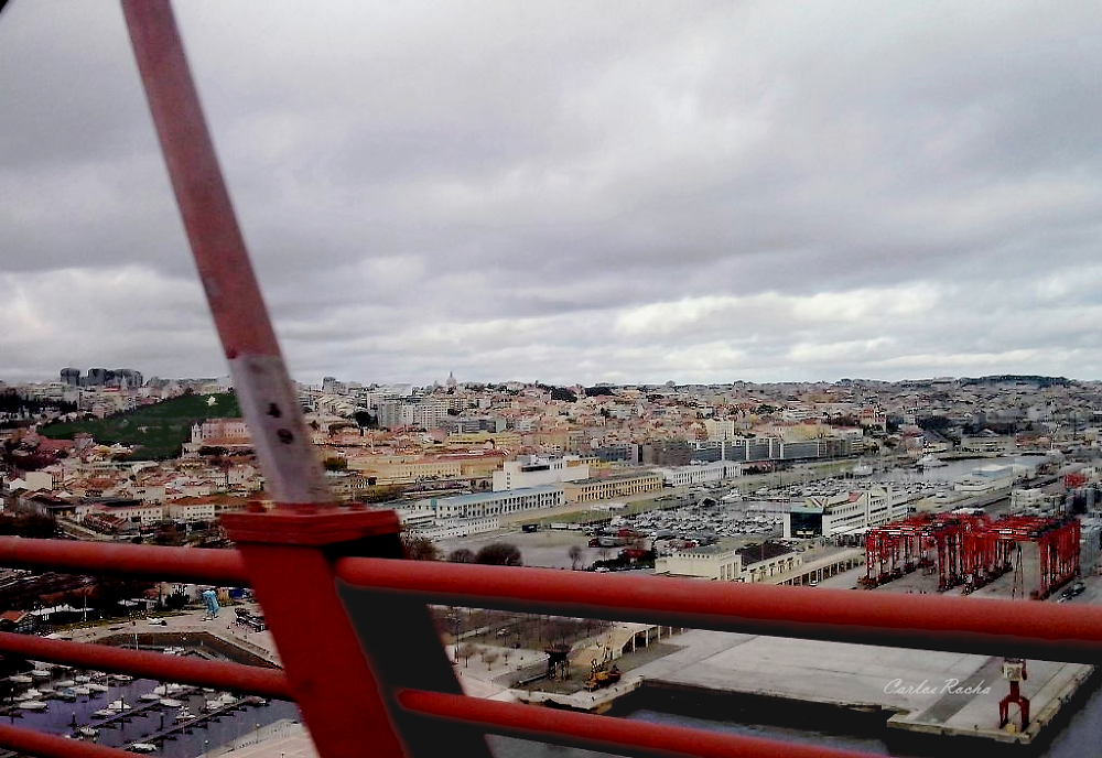 Olá Lisboa! (Hello Lisbon!). by carlosrocha397948