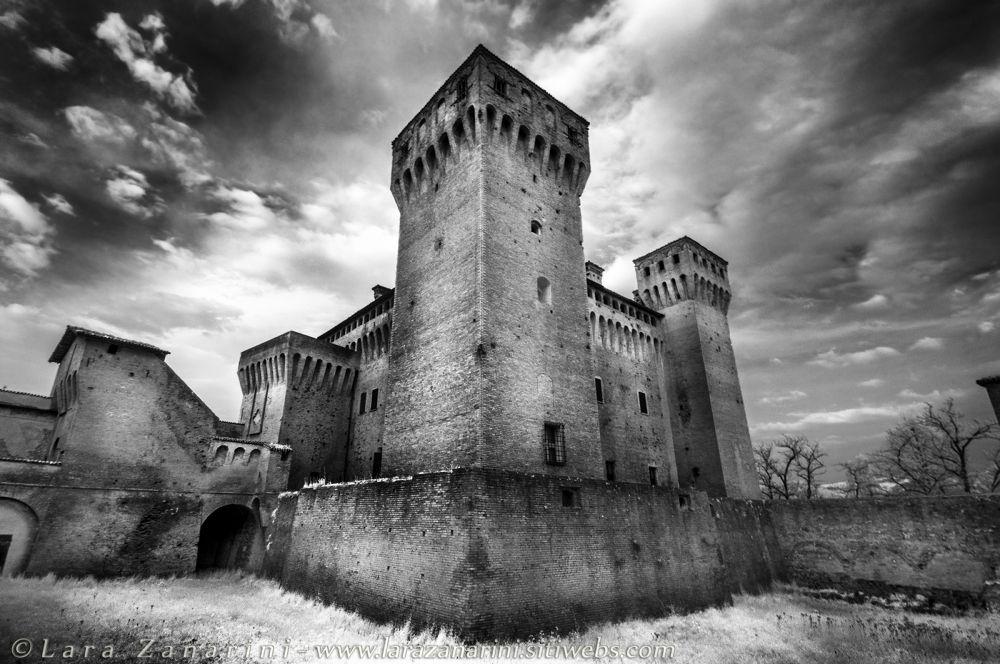 Castle vignola's - Modena - Italy by zanarini lara