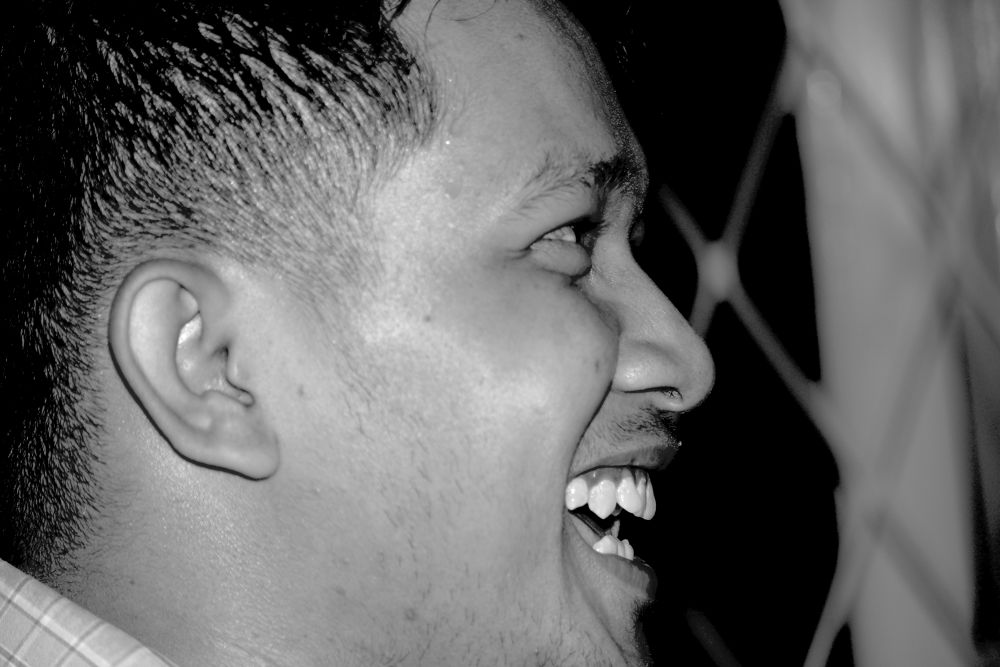 The Pure Laugh by sorazboy