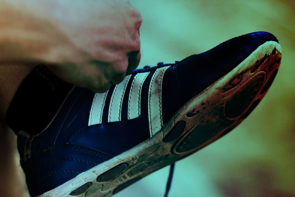Sepatu Keberuntungan by sorazboy