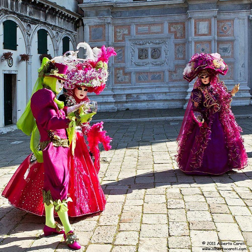 Carnevale di Venezia by Alberto Carati