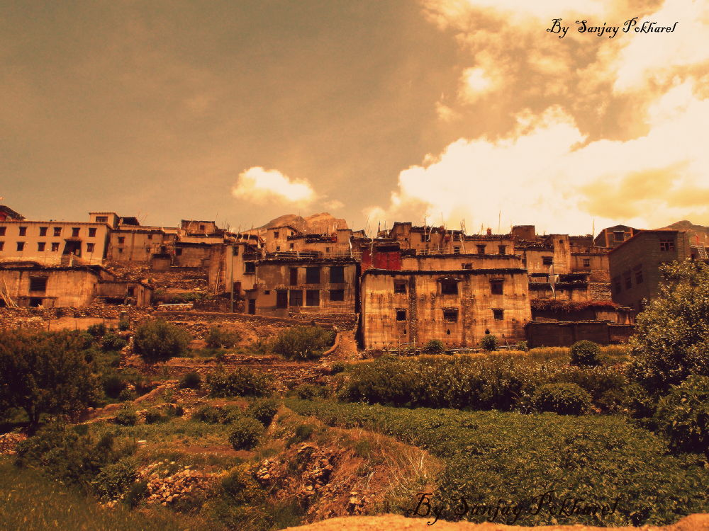The land of Dream by pokharelsanjay