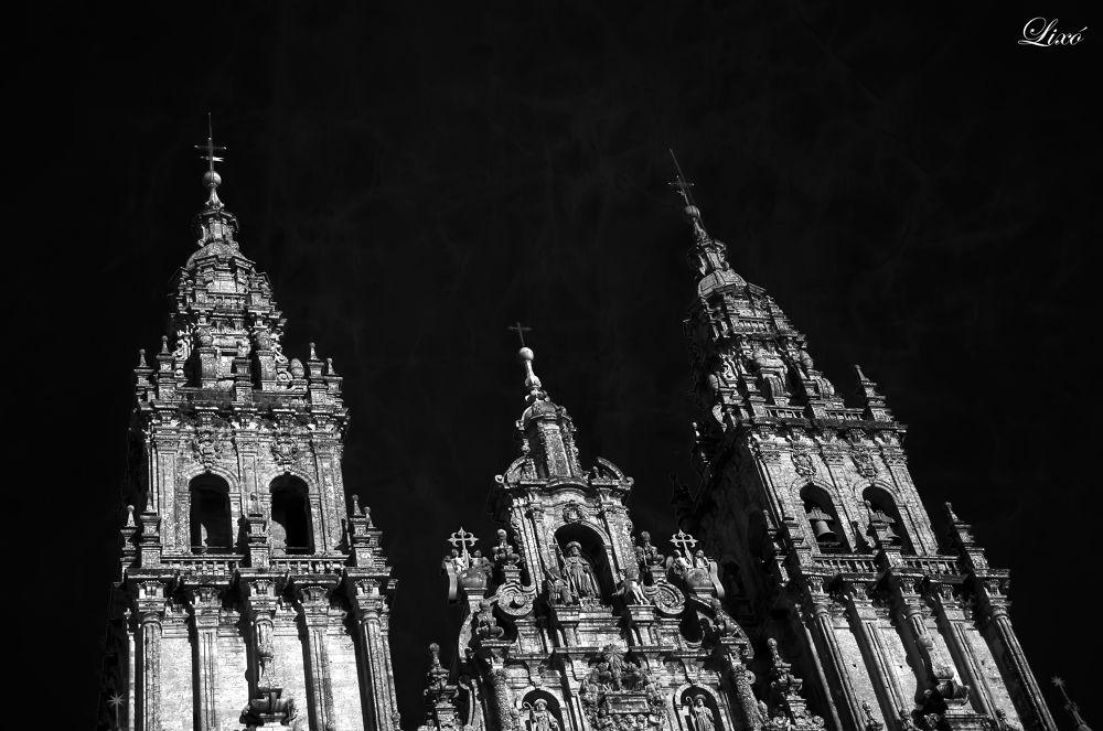 Callejeando por Santiago de Compostela. by Lixó