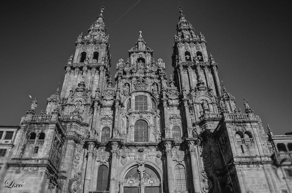 Detalles mios en Santiago de Compostela. by Lixó