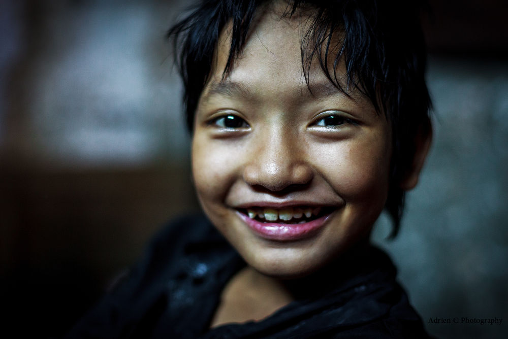 Vietnam Smile by adriencphotography