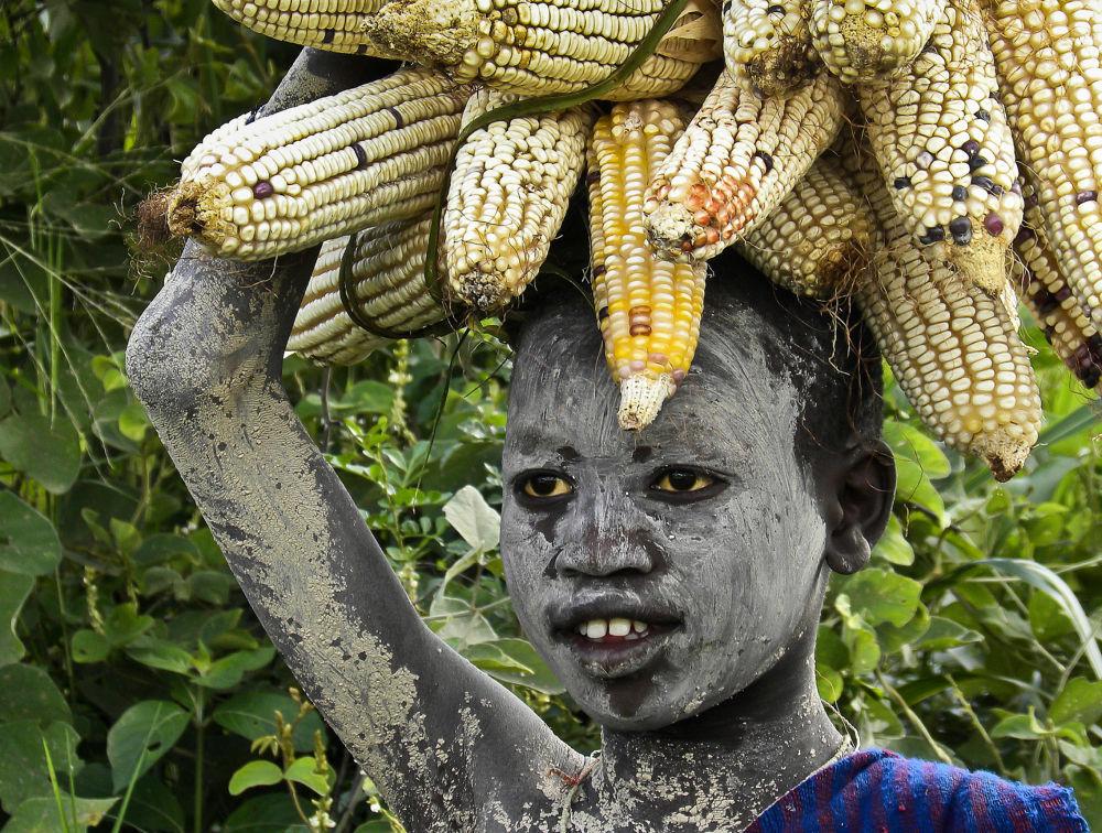 ragazzo Etiope by robyBurchi