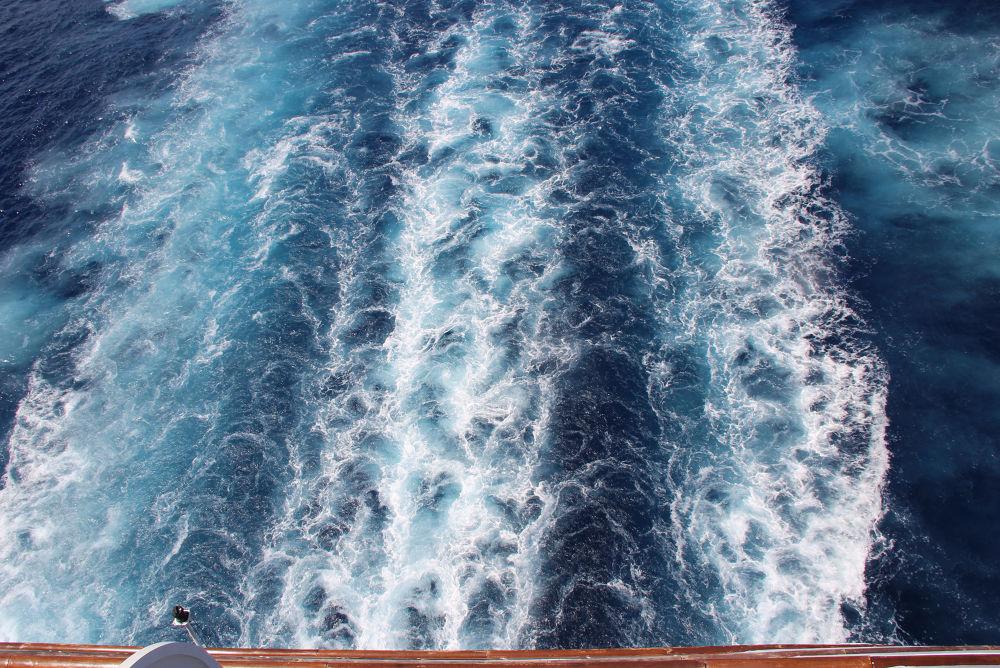 Mar azul by IsaGdC
