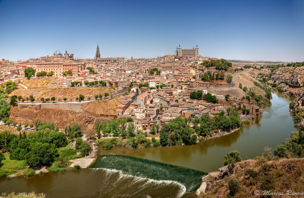 Toledo  by Marcos Rivero