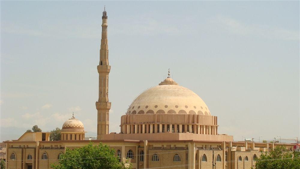 Photo in Random #mosque #hawler's #photographer #photo #nature #travel #beauty