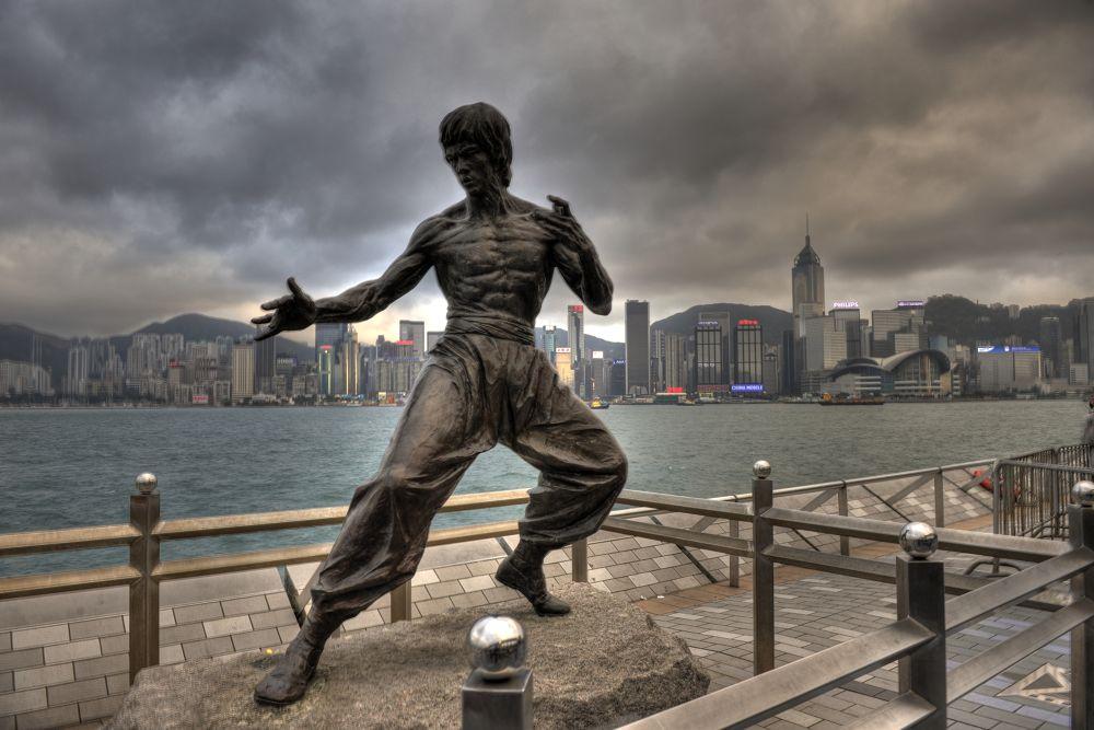 Bruce Lee 2 by josephmichalak1