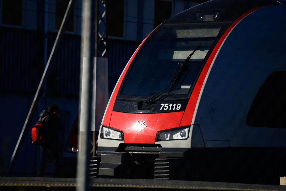 Train  by josephmichalak1