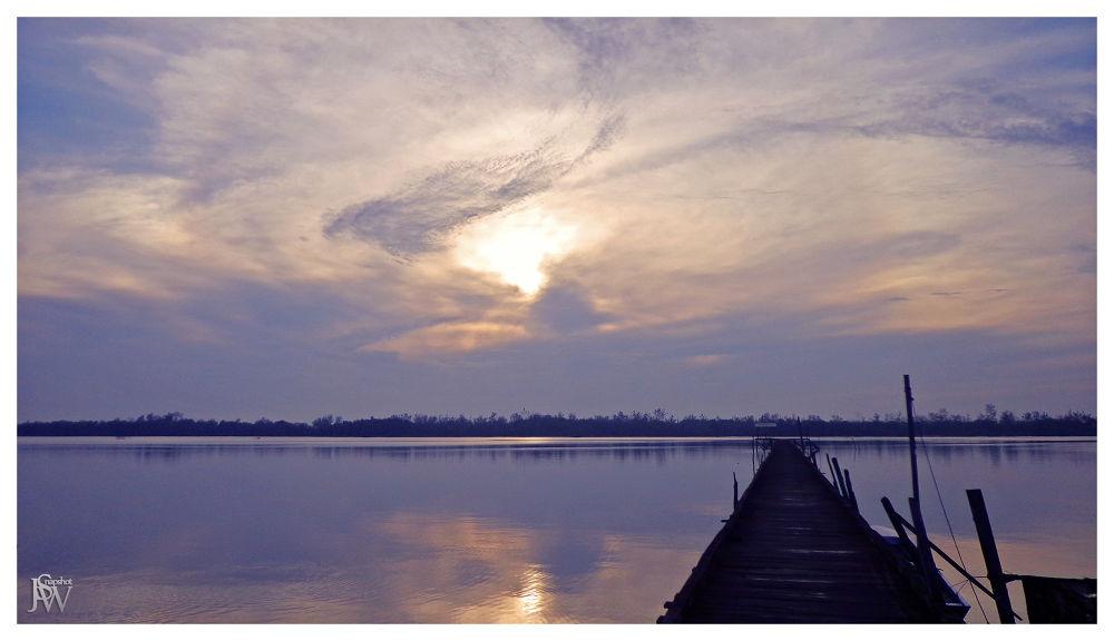 Photo in Random #landscape #sky #sea #morning