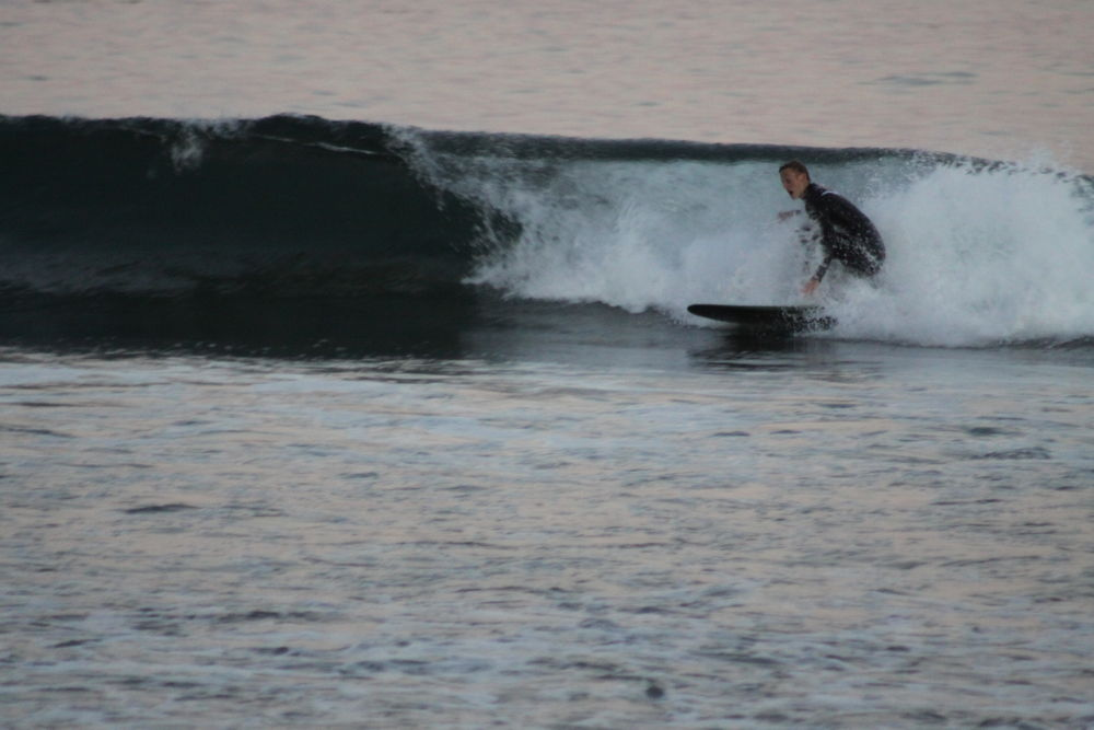 Photo in Sports #surfer #ocean #hang ten #malibu #beach