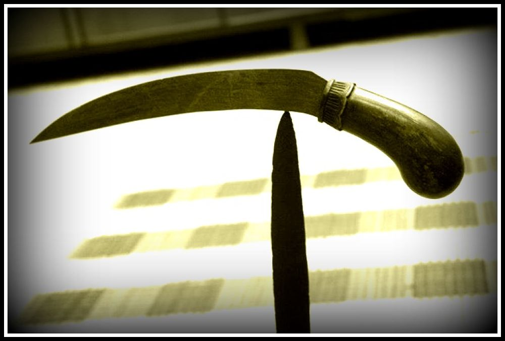 The BLADE.. by Andysamm