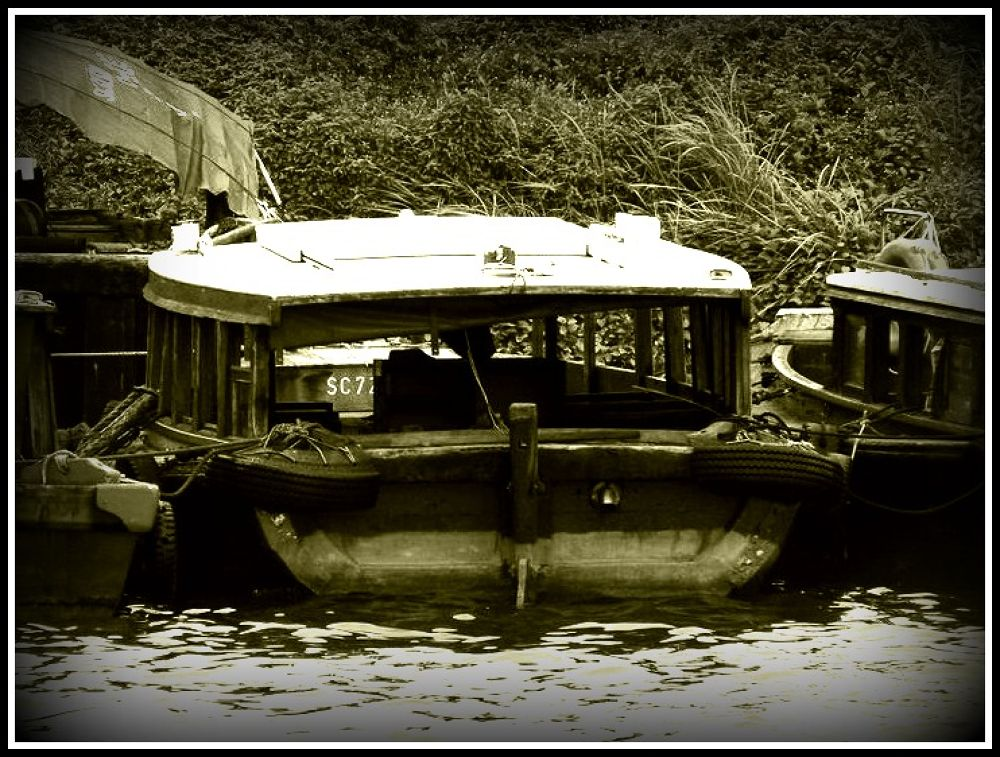 Bumboat by Andysamm