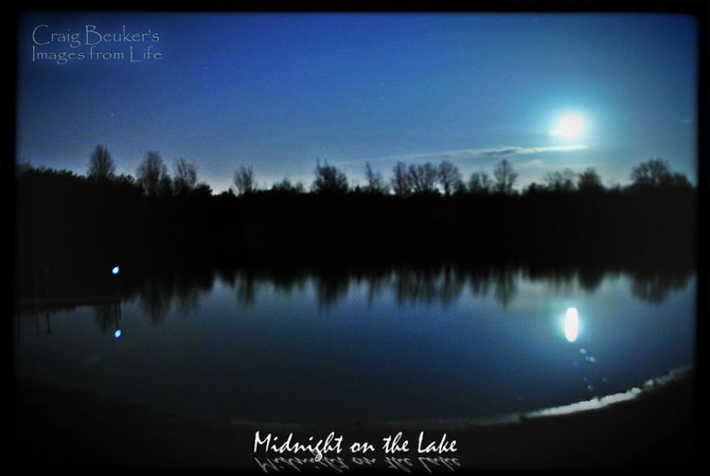 Midnight on the Lake by cbeuk44