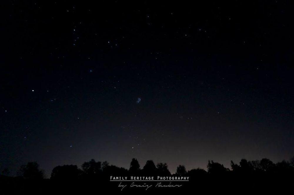 A Starry Night by cbeuk44