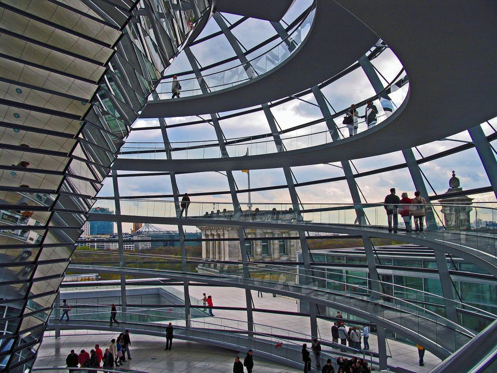 Photo in Architecture #berlin #reichstag