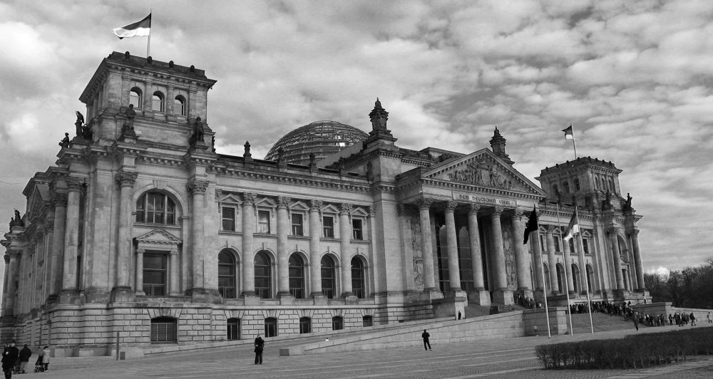Photo in Architecture #berlin #reichstag #germany
