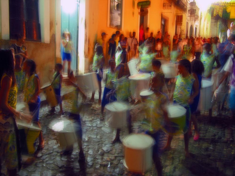 Salvador de Bahia Brasil by Jim McCullaugh