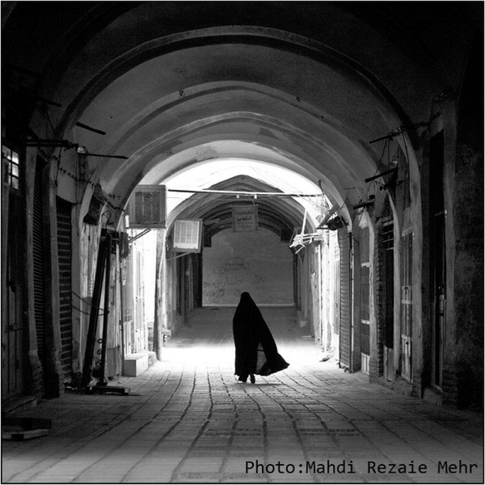 yazd----bazar by Mahdi Rezaie Mehr