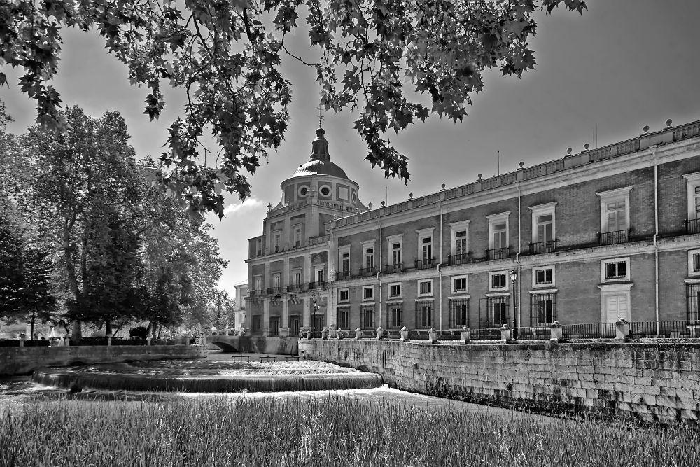 Palacio de Aranjuez (Madrid) by julio rubio