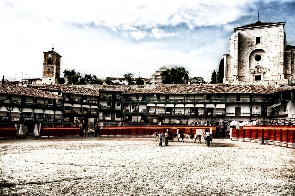 Chinchon (España) by julio rubio