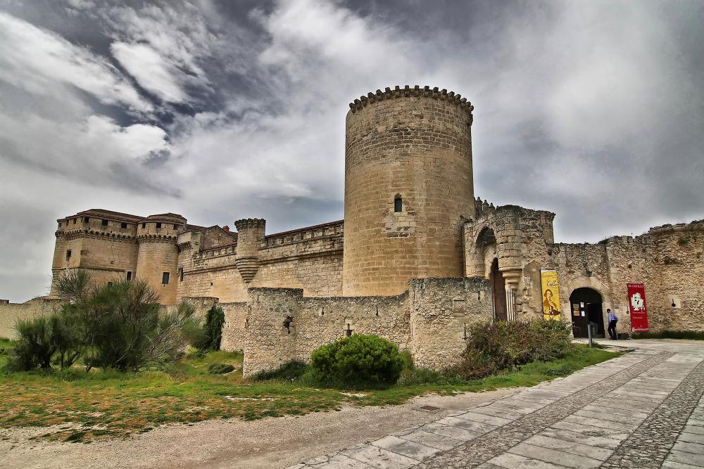 Castillo de Cuellar (España) by julio rubio