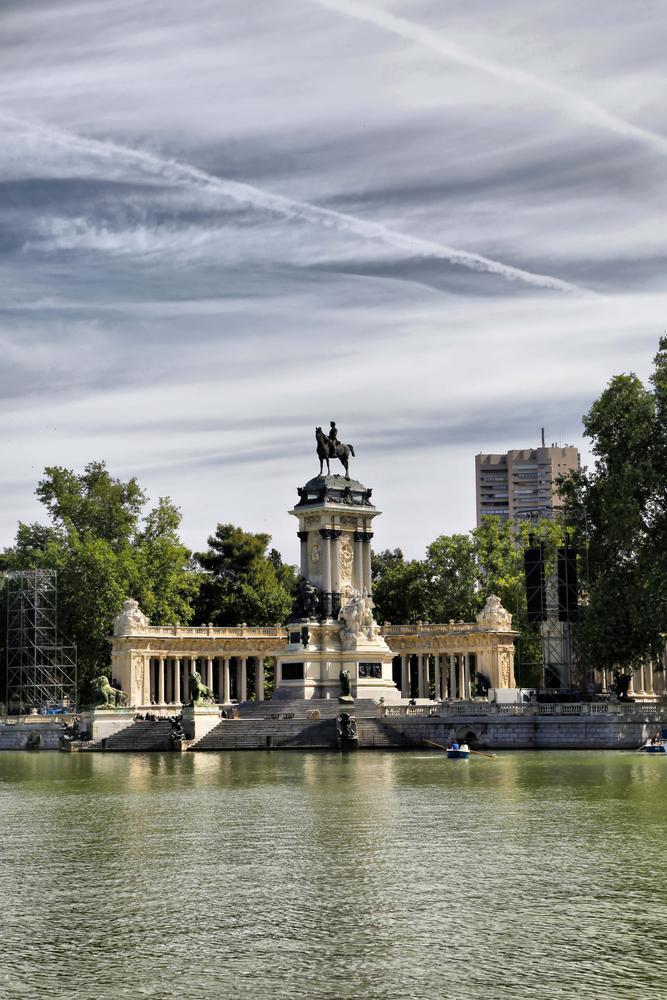El Retiro (Madrid) by julio rubio
