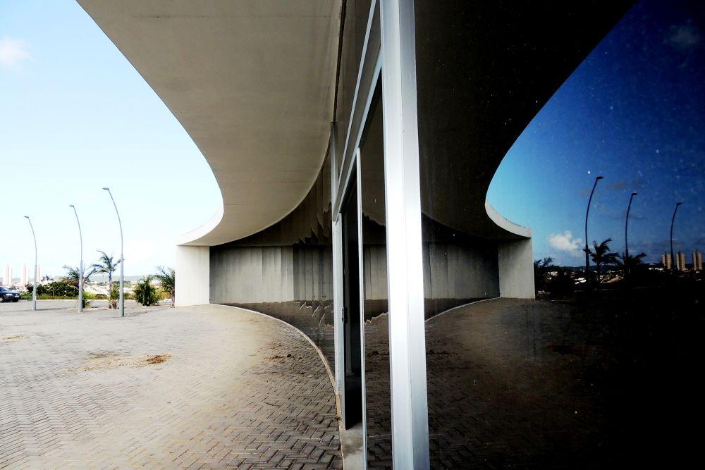 Reflexo - Parque da Cidade_Natal/RN by Kaco Alexandre